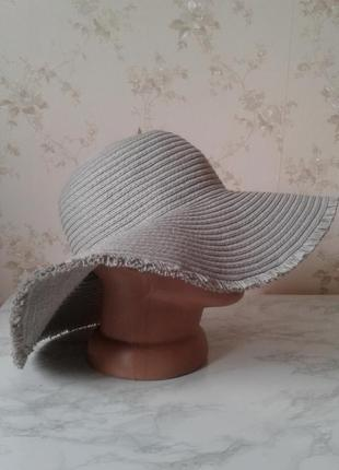 Летняя шляпа с широкими полями primark