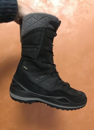 Зимние сапоги,ботинки lowa alba gtx черевики