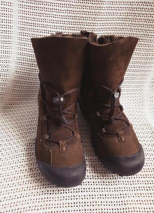 Gosoft кожаные оригинальные ботинки 38