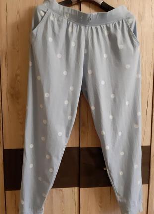 Xxl. 16. next. пижама. пижамные штаны. коттон. новые. харьков