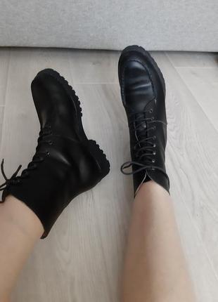 Улетные ботинки под мартинсы strenesse size 37