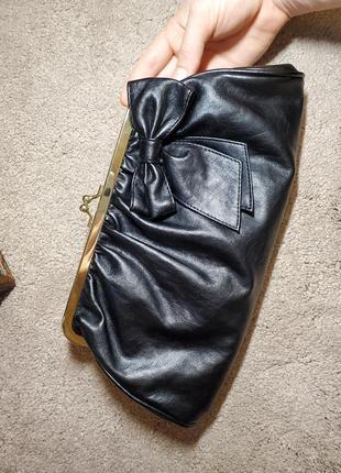 Вечерний клатч сумка на корпоратив или вечеринку