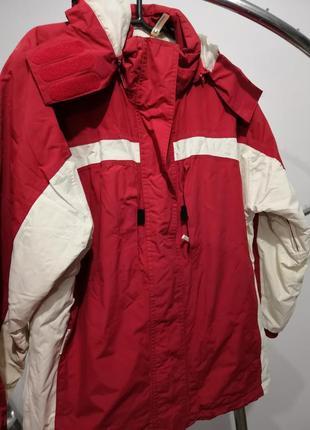 Лыжная куртка, размер 50/52.
