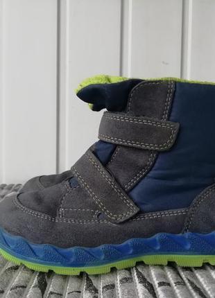 Термо ботинки фирмы super fit