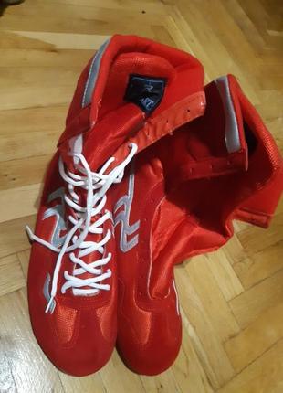 Обувь для выступления на ринге