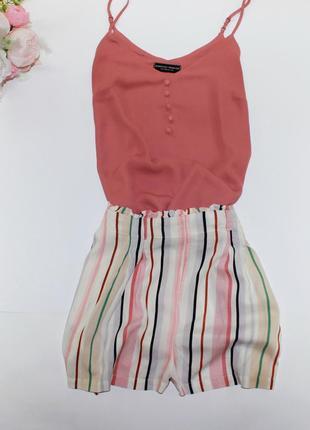 Красивый комплект шорты майка , как для дома так и для улицы