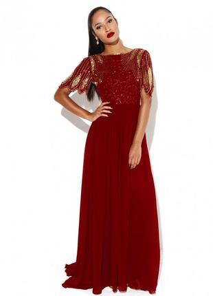 Роскошное вечернее платье  virgos lounge