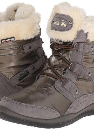 Зимние ботинки kamik women's sofia insulated winter boot