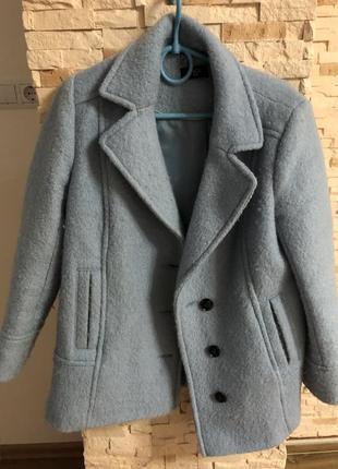 Шикарное пальто m&co petite