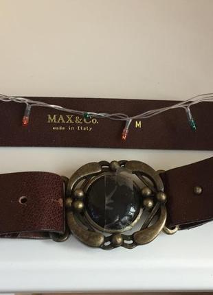 Max mara ремень р.m италия