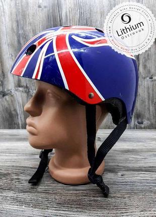 Шлем велосипедный британия