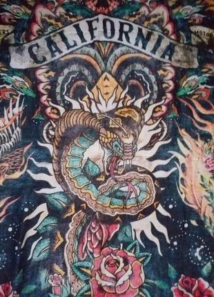 Rude riders california  очень крутой платок