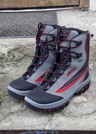 Трекинговые оригинальные ботинки сапоги lowa 39 р. gore-tex