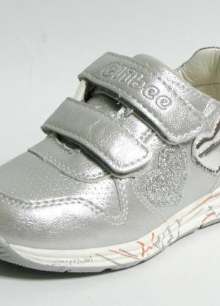 Кроссовки кросівки спортивная весенняя осенняя обувь мокасины clibee клиби 753 р.27,30