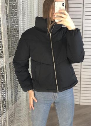 Куртка дутик h&m