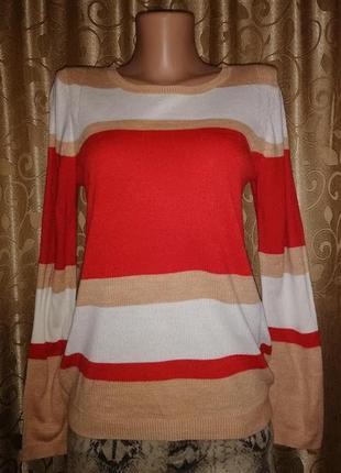 🌺🎀🌺стильная женская теплая кофта, джемпер, свитер marks & spencer🔥🔥🔥