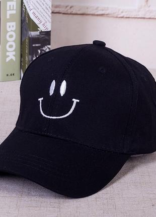 13-61 бейсболка smile милая кепка