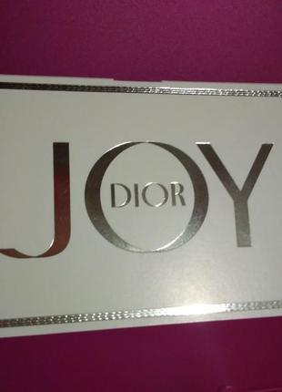 Пробнік dior joy