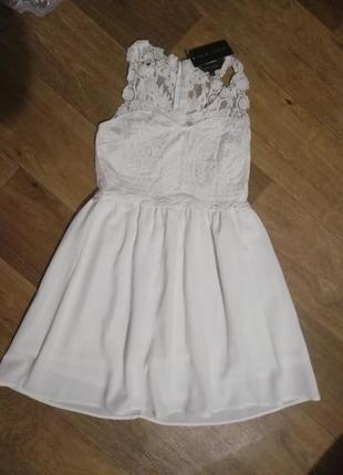 Кружевное платье, сукня, сарафан