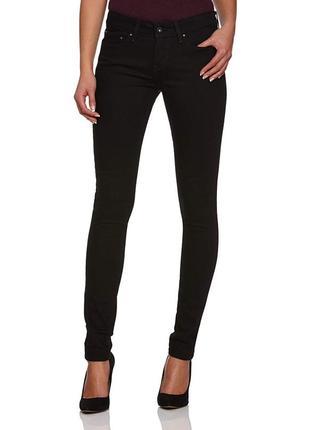 Шикарные оригинальные джинсы levis modern rise curve skinny jeans