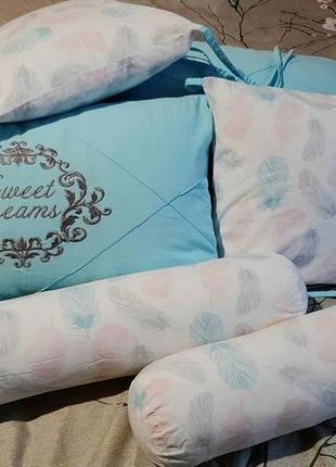 Бортіки в ліжечко