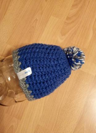 Немецкий бренд,новая!зимняя шикарная шапка,теплая шапка,шапочка,шапка