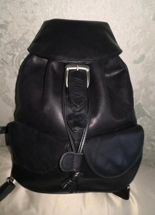 Шикарный брендовый рюкзак от швейцарского бренда em-el bags🔥🔥💥🍂👜👜