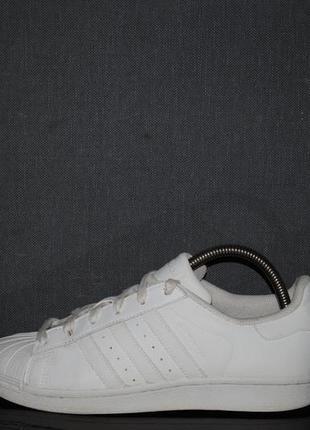 Кроссовки adidas super star 38 р