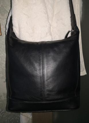 Кожаная удобная качественная сумка nika🌼🌼🏵️👜
