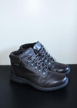 Оригинал hotter gore tex rutland std англия ботинки мембрана