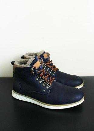 Оригинал navyboot швейцария ботинки timberland