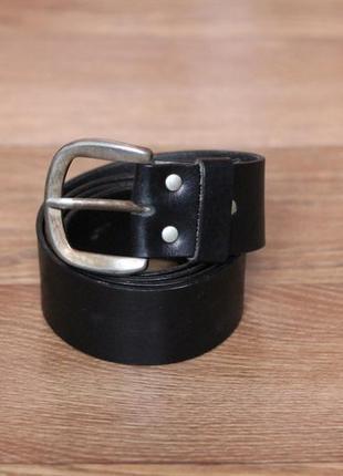 Ремень шкіряний під джинси h&m. оригінал made in sweden