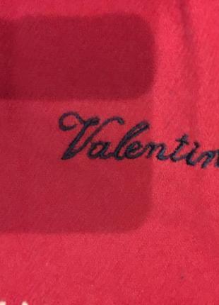 Шарф стиль valentino