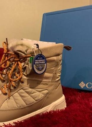 Columbia жіночі черевики (женские ботинки) зимове взуття