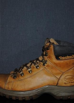 Ботинки dосkers 41 р