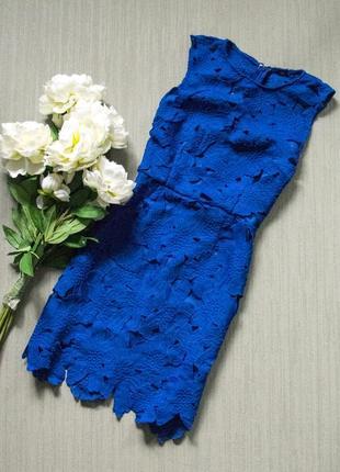 Кружевное платье missguided