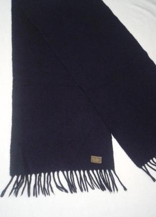 Шарф мужской sir alec sportwear шерстяной классический тканый базовый шалик6 фото
