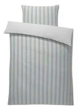 Двухстороннее постельное пододеяльник+наволочка tcm tchibo