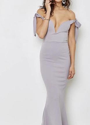 Платье missiguided