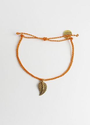 Браслет «golden leaf»