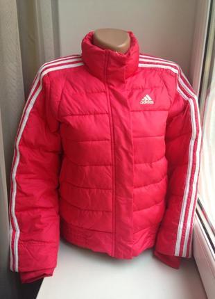 Adidas куртка/ куртка адидас для девочки