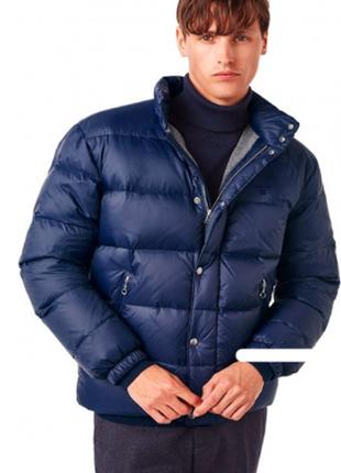 Пуховик gant {зимняя куртка}