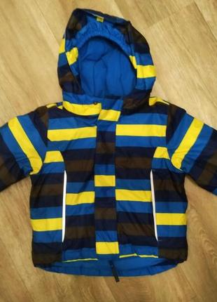 Нова термокуртка lupilu