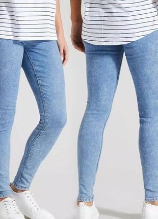 Лосины джинсовые, jegging matalan