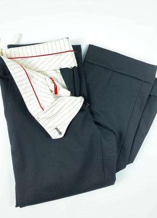 Prada женские штани брюки шерсть