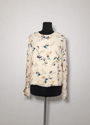 Блуза ganni