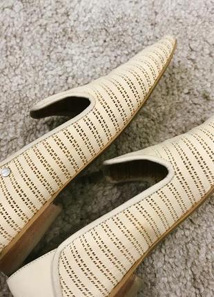Туфли gant натуральная кожа 37 р 24 см