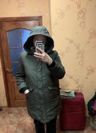 Куртка - парка zara