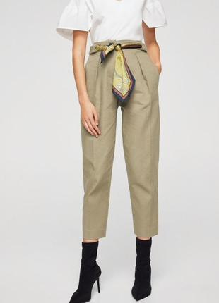 Новые штанишки от mango