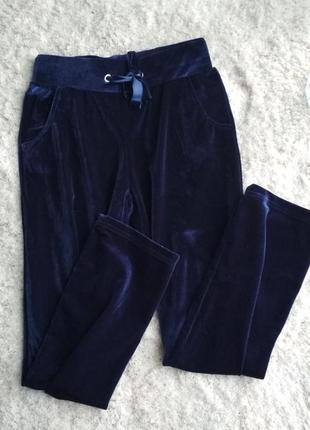 Спортивні штани велюрові